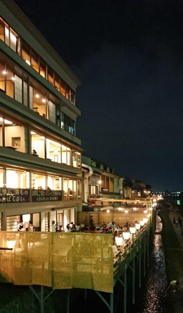 京都の天ぷら屋、きたむらへ行く。