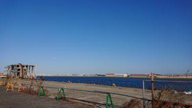 爆風の時は大阪府・貝塚人工島水路へ♪【釣果調査】