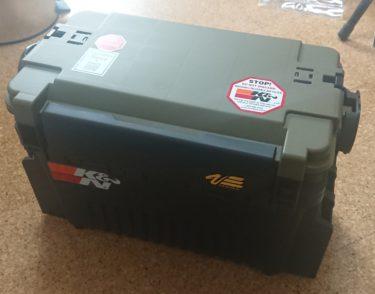 メイホウさんのタックルボックス(ランガン)VS7070N買ったので商品紹介レビュー。